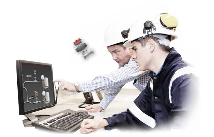 Application Web industrielle