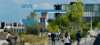Découvrir le site du Groupement des Entreprises de Villeurbanne