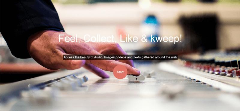 Découvrir la refonte du réseau social Kweeper